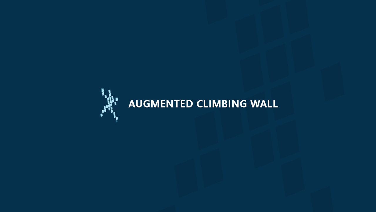 Augmented Climbing Wall